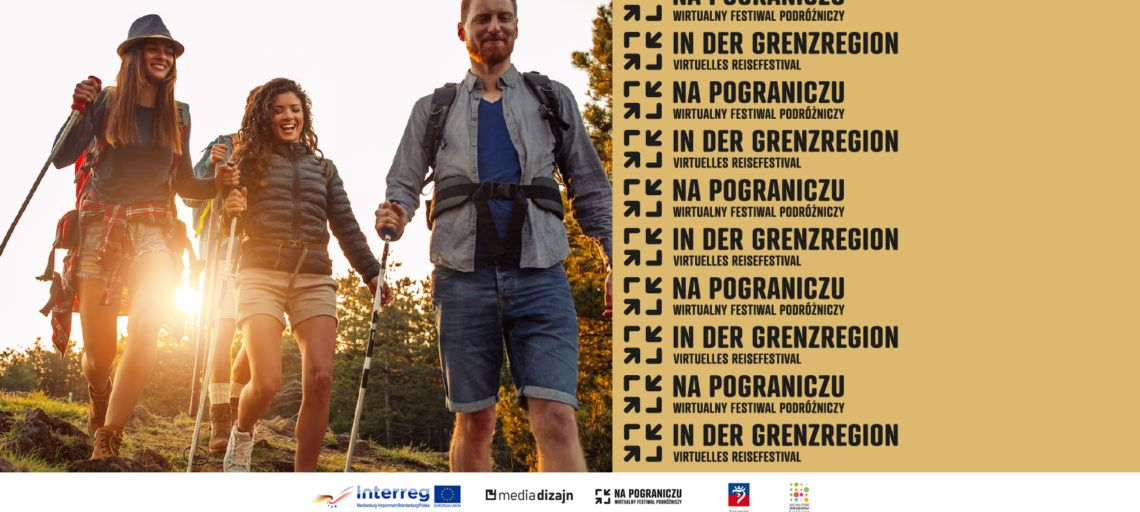 """Wirtualny Festiwal Podróżniczy Na pograniczu – """"Uckermark –  Toskania Północy"""" oraz """"Park Narodowy Doliny Dolnej Odry"""""""