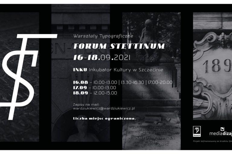 """Warsztaty """"Forum Stettinum"""" w INKU"""